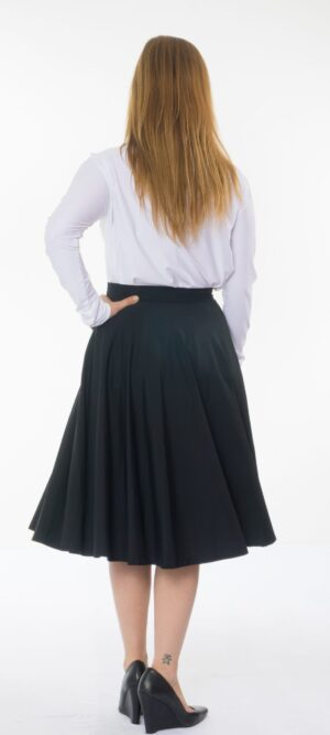 Willow Full Circle Skirt